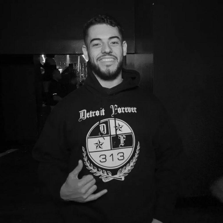 Detroit 313 forever hoodies